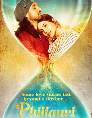 Phillauri Hindi Movie - Show Timings
