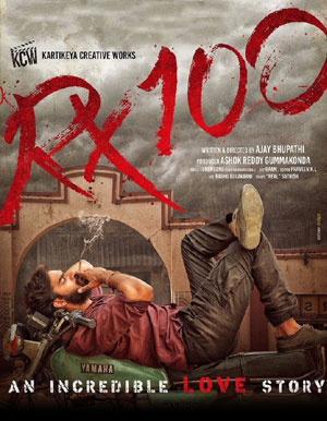 RX 100 Movie - Show Timings