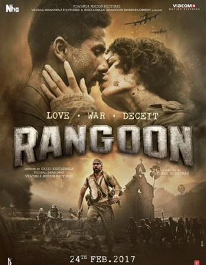 Rangoon Hindi Movie