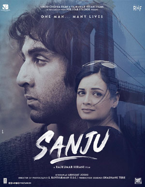 Sanju Hindi Movie - Show Timings