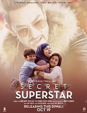Secret Superstar Hindi Movie