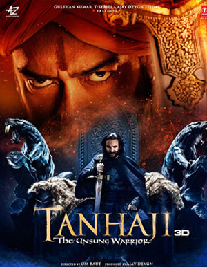 Tanhaji Hindi Movie - Show Timings