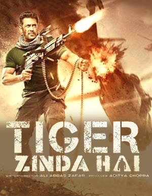Tiger Zinda Hai Hindi Movie - Show Timings