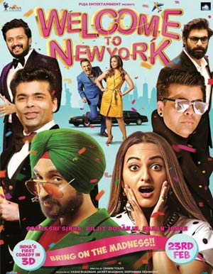 Welcome To New York Hindi Movie