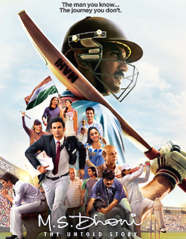 MS Dhoni: The Untold Story Movie Review