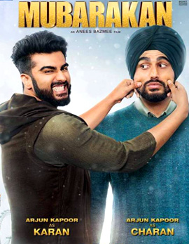 Mubarakan Movie Review, Rating, Story, Cast and Crew
