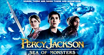 Percy Jackson: Sea of Monsters -review