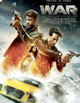 War Movie Review, Rating, Story, Cast and Crew