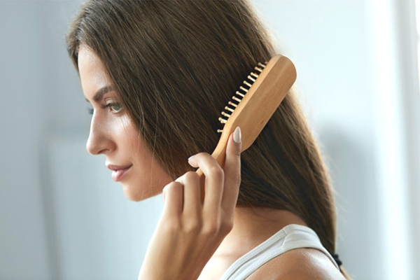 wooden combs hair growth