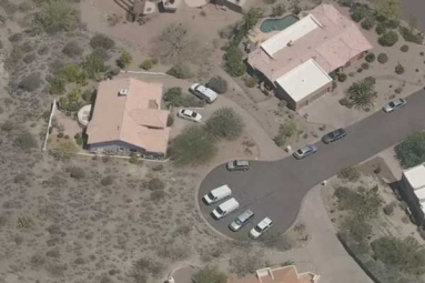 Police Authorities Identify 2 Victims Found Dead in Fountain Hills Home