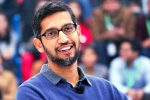 sundar pichai, google, google s sundar pichai to receive 2019 global leadership award, G8 markets