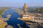 statue of unity online booking, statue of unity tickets, statue of unity in gujarat enters the 2019 world architecture news awards, Tallest