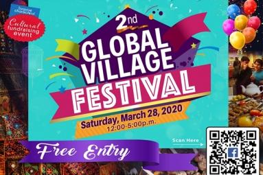 2nd Global Village Festival (POSTPONED)