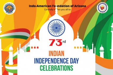 73rd Indian Independence Day Celebrations - IACRFAZ