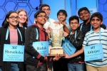 Scripps National Spelling Bee 2019, Scripps National Spelling Bee 2019 winners, 7 indian origin students among 8 win scripps national spelling bee, Indian origin student