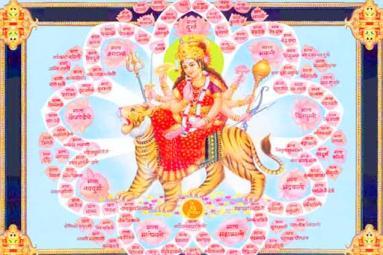 108 Names of Maa Durga