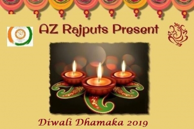 Diwali Celebrations 2019 - AZ Rajput