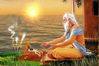 Appearance of Sri Advaita Acharya