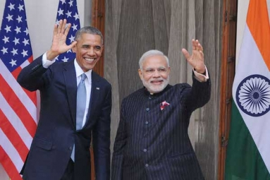 Barack Obama Used African-American Card to Triumph over PM Modi, Claims book