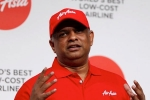Violations, Air Asia, air asia ceo and others charged over violating international flying licenses, Tony fernandes