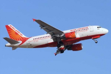 Air India New Delhi-San Francisco Flight to Fly North Pole