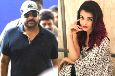 Aishwarya Rai in Talks for Megastar's Next?