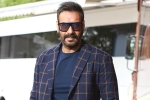 Rajamouli, NTR, ajay devgn s role from rrr is here, Ajay devgn