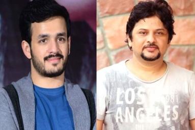 Akhil Akkineni and Surendar Reddy Joins Hands