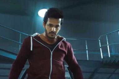 Akhil's Hello Teaser Talk