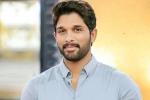 Venu Sriram latest updates, Allu Arjun latest, allu arjun s icon to roll from june, Stylish