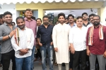 Allu Arjun - Sukumar Film Launched