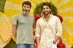 Allu Arjun - Trivikram Movie for Sankranthi