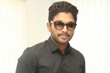 Allu Arjun has a Message for his Fans