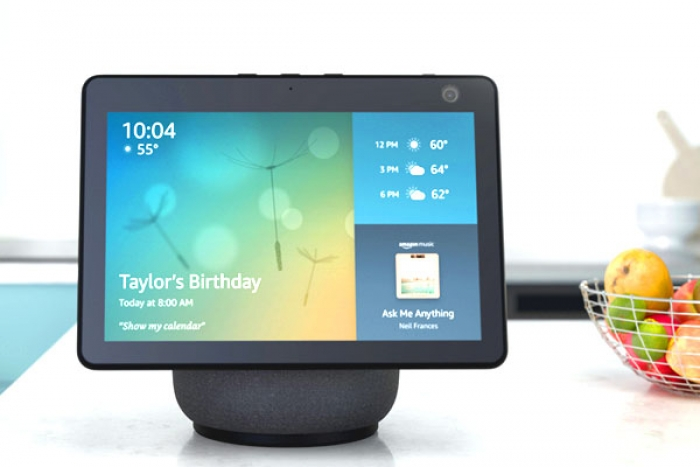 Everything about Amazon's New Echo Show 10 and its Features