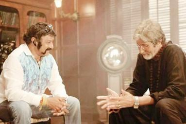 Amitabh to team up with Balakrishna