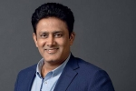 ICC, MV Sridhar, indian cricket head coach anil kumble steps down, Anil kumble