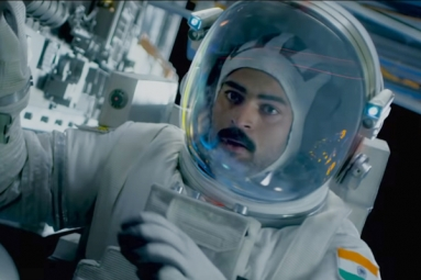 Antariksham 9000 KMPH Teaser is Here