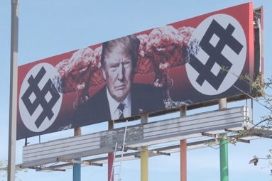 Anti-Donald Trump Billboard Stirs Controversy in Phoenix