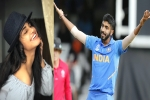 Jasprit Bumrah and Anupama Parameswaran, Jasprit Bumrah, premam actress anupama parameswaran in relationship with cricketer jasprit bumrah, India