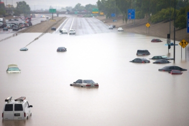 Arizona Creek Flood Causes Havoc, 2 Children Declared Dead