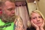 Arizona Father teaches salient lesson to his son about bullying, Arizona news, arizona father teaches salient lesson to son his about bullying, Blonde