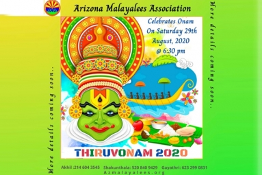 Arizona Malayalees Thiruonam 2020