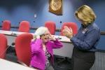 Arizona legislature gives privilege to hearing difficulty!