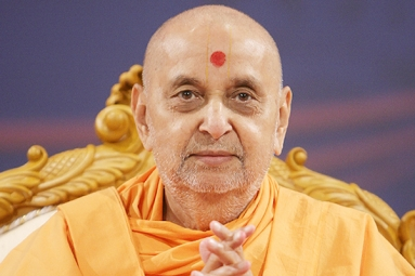 BAPS Pramukh Swami Maharaj's 96th Birthday Celebration