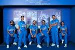 nike jerseys, nike jerseys, bcci unveils new jerseys for indian cricket teams, Indian skipper