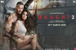 review, review, baaghi 2 hindi movie, Disha patani