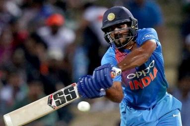 Former Indian Cricketer Backs Vijay Shankar To Bat At Number 4