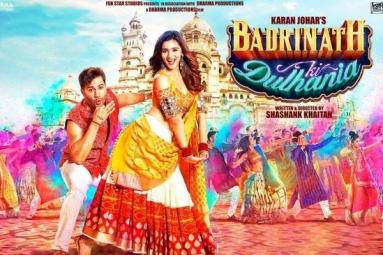 Badrinath Ki Dulhania Hindi Movie