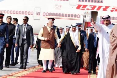 Bahrain Pardons 250 Indian Prisoners on Modi's Visit