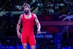 bajrang punia village, Bajrang Punia, indian wrestler bajrang punia lose out at madison square garden, Wrestling